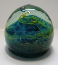 Lovely Vintage Mdina Paperweight