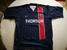 Maillot PSG Domicile 2003 2004 Taille XL