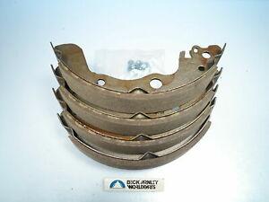 Brake Shoe Set Rear Fits Isuzu I-Mark Chevy Spectrum & Geo Spectrum  081-2768