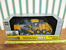Bell 872D Motor Grader By Ertl 1/50th Scale >