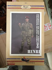 DID Little French Army 1/6 Henri Para 1961