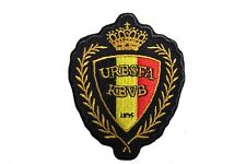BELGIUM Football FIFA World Cup EMBROIDERED IRON-ON PATCH CREST BADGE..NEW