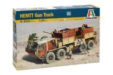 Voitures, camions et fourgons miniatures en plastique 1:35