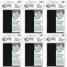 360 Ultra Pro-Matte ECLIPSE BLACK Small Mini Deck Protector Card Sleeve 85386