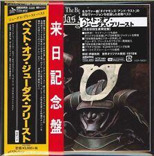 JUDAS PRIEST-BEST OF JUDAS PRIEST-JAPAN MINI LP PLATINUM SHM-CD Ltd/Ed G88