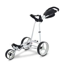 Big Max Autofold X - 3 Rad Golftrolley - Farbe: Weiß - Neuheit!