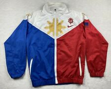 Nike FITDRY Pac Man Manny Pacquiao Large Full Zip Track Jacket Philippines RARE