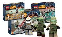 Lego Sets 70-250 pcs Disney Star Wars DC Comics Friends