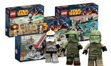 Lego Sets 70-250 pcs Disney Star Wars DC Comics Friends
