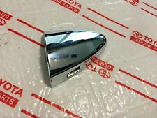 *NEW LEXUS ES350 DRIVER FRONT DOOR CHROME HANDLE CAP COVER OEM 2007-2012