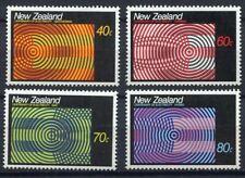 34611) New Zealand MNH Neu 1988 Electricity Centenary 4v