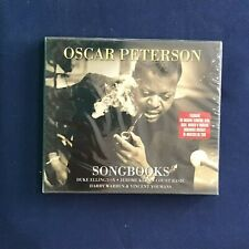 Oscar Peterson Songbooks Not Now Music Two CD Box Set   L3340