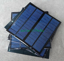 1Pc 3W 12V 250mA Mini Solar Panel Module Solar Energy Epoxy Cell Charger B @Us