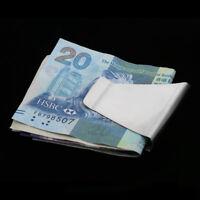 Pocket Holder Stainless Steel Slim Money Clip Cash Credit Card Metal Hot New