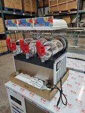 Commercial Slush Machine 3x15 Liter Large Capacity Slush M Catering Equipment