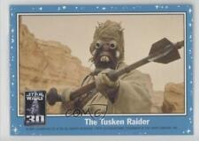 2007 Topps Star Wars 30th Anniversary Magnets #NoN The Tusken Raider Card 4s2