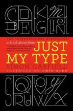 Just My Type: A Book About Fonts-ExLibrary