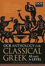 Antología de OCR para griego clásico como y un nivel por Bloomsbury Publishing PLC..