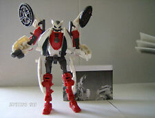 Hasbro Transformers 2010 Scout Class Backfire 100% complete with instructions