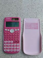 Casio FX 85GT PLUS calculadora científica Rosa