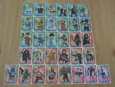 """Lego Star Warsâ""""¢ Trading Card Game Series 1 all 32 Film Cards Films Complete"""