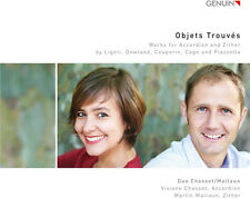 Cage / Couperin / Ch - Cage / Couperin / Dowland / Ligeti & Piazzolla: Objets Tr