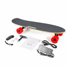 350W Elektro E-Skateboard Ahornholz Deck Skateboard elektrisch Longboard  20km/h
