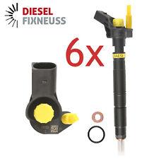 6x Bosch Injecteur 0445115037 Audi A4 A6 A8 Q7 3.0 Tdi 059130277AB 059130277AH