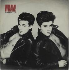 "WHAM / GEORGE MICHAEL BAD BOYS RARE UK 12""SINGLE MINT"