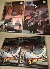 Batman Tomos 1 y 2 Planeta de Agostini DC Comics