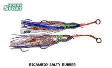 POLIPETTO RICAMBIO X INCHIKU SILVER BLUE SALTY RUBBER