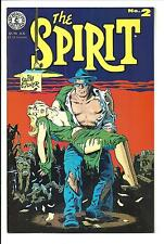 The SPIRIT # 2 (Kitchen Sink Comix, WILL EISNER, Dec 1983), NM