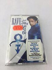 Prince - Rave Un2 The Joy Fantastic Cassette ©1999 NPG Records Arista NEW SEALED