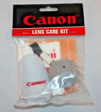 Canon Lens Care Kit Camera Care Cleaning Brush Liquid NEW L-2100