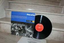 the who- the singles Lp (polydor 1984)  whoh 17