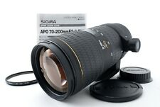 Mint Sigma EX 70-200mm f/2.8 APO HSM Lens For canon EF from Japan