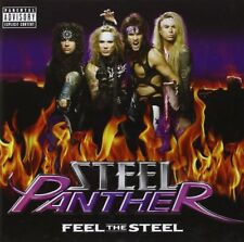 Steel Panther - Feel the Steel (Parental Advisory) - NEW CD ALBUM