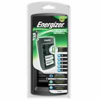 Energizer Universal Rechargable Ni-MH AA AAA C D 9V Mains Battery Charger NEW