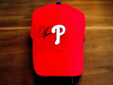 a6be883e Philadelphia Phillies MLB Original Autographed Hats for sale | eBay