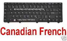 Keyboard for Dell Vostro 3300 3400 3500 - CF Canadian French 06WN5N