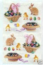 MRS GROSSMANS EASTER BASKETS STICKER SHEET BN & NLA