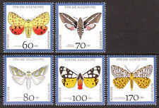 BRD 1992 Mi. Nr. 1602-1606 Postfrisch LUXUS!!!