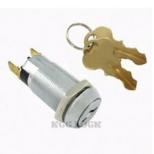 Momentary Spring Return Chicago Key Way Gaming Access Control Switch Lock