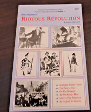 New England's Riotous Revolution -  First Edition paperback
