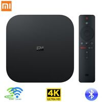 Xiaomi Mi Box S 4K HDR Smart Android TV International Streaming FHD Media Player