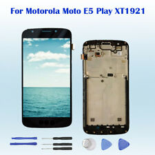 For Motorola Moto E5 Play XT1921 LCD Display Touch Screen Digitizer Replace RD02
