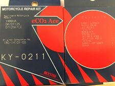 1982-89 Yamaha DT125 Enduro KY-0211 Keyster carb repair kit DT 125