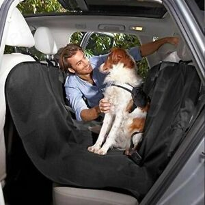 DOG PET WATERPROOF CAR BACK SEAT COVER GUARD PROTECTOR XL 127 x 132 cm