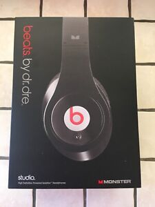 Cuffie MONSTER BEATS by Dr. Dre STUDIO