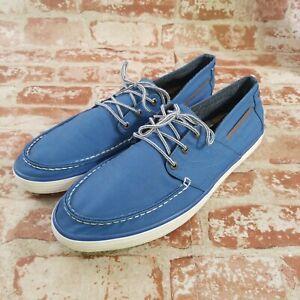 Tretorn Boat / Deck Shoes Mens Size 13 Blue  Swedish Massage Teknology Insole